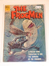FROGMEN #3 G+ (2.5) DELL COMICS SEPTEMBER 1962