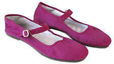Pair of Purple Shoes Owned And Worn by Greta Garbo