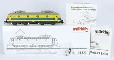DIGITAL MARKLIN 33232 MAINLY METAL SNCB BELGIUM 122 EX RUNNER V Nr MINT BOXED