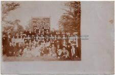 UNITED EVANGELISTIC SOCIETY RP - Hyde Park Open Air Mission - Preachers c.1904