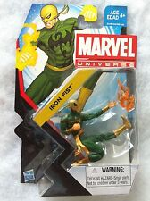 "Marvel Universe Series 5 #2 ""Iron Fist (Green Suit)"" 3.75"" Action Figure Moc"