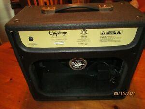 Gitarren Amp-Epiphone Snakepit 15 G Git Amp SLASH