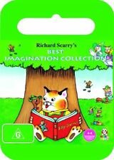 Richard Scarry: Best Imagination Collection NEW R4 DVD