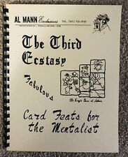 The Third Ecstasy Fabulous Card Feats For The Mentalist By Al Mann