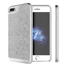 "Prodigee Sparkle Black iPhone 7 PLUS 5.5"" Glitter Dazzling Thin Slim Case Cover"