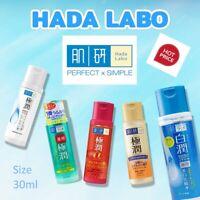Hada Labo Revitalizing Skin Care Range Anti Aging Plumping Blemish Face Serums