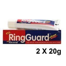 2 X 20g Anti Fungal Cream Dhobie & Jock Itch Athletes Foot Skin Infection Rash