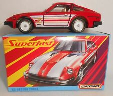 Matchbox Superfast 1982 Datsun 280ZX Red with Rubber Tires 2020 Loose