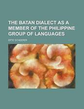 NEW The Batan Dialect as a Member of the Philippine Group of Languages