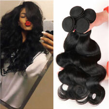 Body Wave  4Bundle 200g 100% Human Hair Peruvian Virgin Weave Remy Wavy Weft
