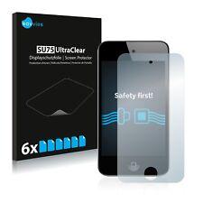 6x Displayschutzfolie Apple iPod Touch 4. Generation Schutzfolie Folie