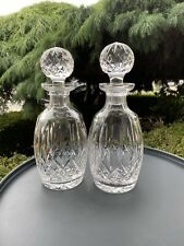 Waterford Beautiful Lismore Crystal Decanter