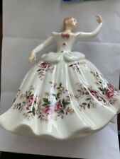 More details for royal doulton bone china figurine shirley