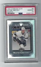 Wayne Gretzky1994 Donruss Elite Inserts Cd,# 5 of # 10, PSA Gem Mint 10,