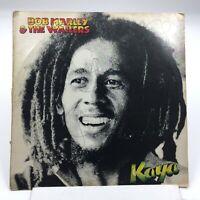Bob Marley & The Wailers - Kaya       ISLAND  ILPS 9517