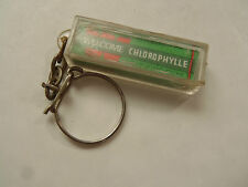 ANCIEN PORTE CLES WELCOME CHLOROPHYLE