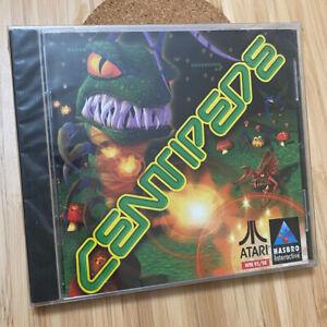 NEW Centipede CD-ROM 1998 Windows 95 98 Atari Hasbro Action Arcade Game SEALED