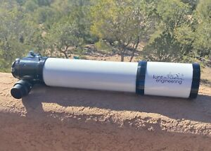 Lunt Engineering 80mm F/7 refractor telescope