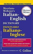 Merriam-Webster's Italian-English Dictionary (Italian Edition) Merriam-Webster