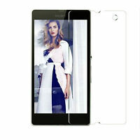 9HD Clear tempered glass screen protector protective film for Sony Xperia Phones