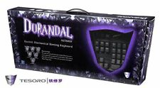 Keyboard Tesoro Durandal Ultimate TESORO-G1NL BL Mechanical Gaming DE Layout