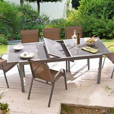 Gartentisch holz metall ausziehbar  Besonderheiten Ausziehbar Produktart Gartentisch | eBay