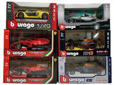 Formula One F1 AMG Ferrari SF71H RedBull 2018 RB14 Diecast Car Toys Scale 1:43