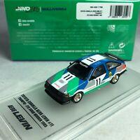 1/64 INNO64 IN64-AE86-11TR85 Toyota Corolla Levin AE86 TRAMPIO JTC SUGO Winner
