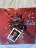 """RAY PRICE-A Christmas Gift For You- 12"""" Vinyl Record LP - SEALED"""