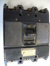 1 pc. Westinghouse AB De-Ion 46A8101G21 Circuit Breaker, 3P, 200 Amp, Used