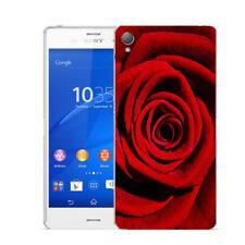 Étuis, housses et coques etuis, pochettes rose Sony Xperia Z3 pour téléphone mobile et assistant personnel (PDA)