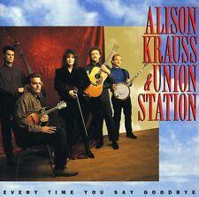Alison Krauss, Aliso - Every Time You Say Goodbye [New CD]