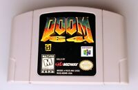 Doom 64 (Nintendo 64, 1997) Authentic Tested *Cartridge Only*