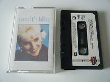 CARMEL THE FALLING CASSETTE TAPE SLASH LONDON 1986