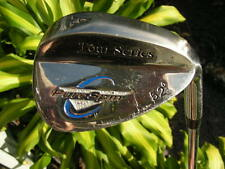 PURE SPIN Tour Series Stainless 52 Degree Attack Wedge A