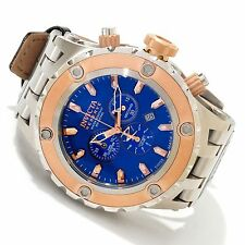 Invicta Reserve Specialty with Leather Strap 10081