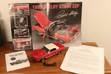 GMP / Danbury Mint 1967 Mustang Shelby Convertible GT500 EXP 1:24 scale