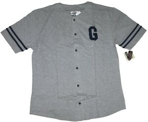 Homestead Grays Red Jacket Archive Collection Negro League Baseball Jersey Sz XL