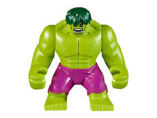 LEGO Marvel Super Heroes Hulk MINIFIG from Lego set #76078 Brand New