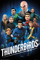 THUNDERBIRDS - ARE A GO CHARACTERS POSTER - 24x36 - 160508