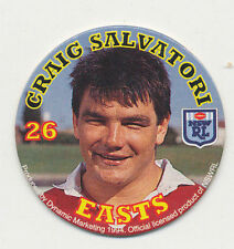 Modern (1970-Now) 1994 Rugby League (NRL) Trading Cards