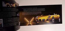 2007 2008 Pontiac GXP Sales Folder - Must See !! - Solstice + G6 + Torrent