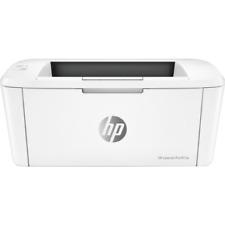 HP LaserJet Pro M15A Laser Printer - White