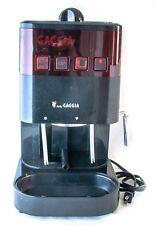 Gaggia Baby Espresso Cappacino Machine Black Accessories 1-2 Cups Steamer