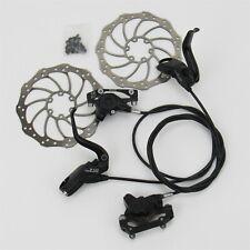 Magura MT2 Hydraulic Disc Brake Set, 160mm Rotors