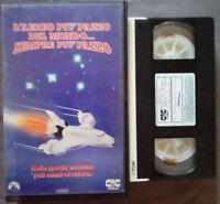 VHS FILM Ita Commedia L'AEREO PIU'PAZZO DEL MONDO...SEMPRE PIU'PAZZO no dvd(V40)