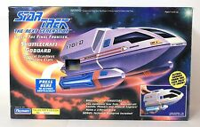 1992 Playmates Star Trek Art SHUTTLECRAFT GODDARD 1701-D MIB new & complete 6101