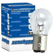 4x p21/5w xenohype Classic bay15d 24 v 21/5 watts camion boule Lampe