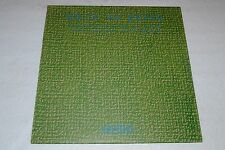 """rhBand~Paris No Gesso~1996 Gyttja Records~10""""~Math Rock~Ambient~FAST SHIPPING"""