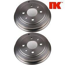 2x NK Bremstrommel 2 Bremstrommeln Hinten Hinterachse FIAT FORD LANCIA 252309